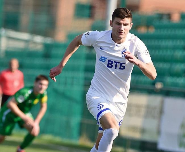 Тимур Мелекесцев играет за Динамо