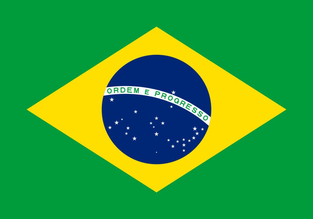 Первое место - Бразилия