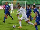 сборная России по футболу на одном из матчей