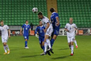 матч 12 ноября Россия - Молдавия