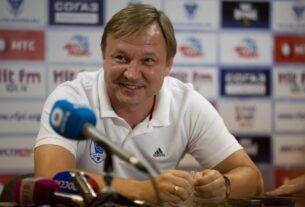 Юрий Калитвинцев новый тренер Олимпика